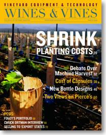 Global Wine War 2009: New World versus Old (TN)