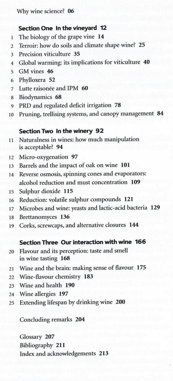 Wine research
